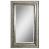 Uttermost 07640 Travon 75 X 45 inch Bleached Wood Wall Mirror photo thumbnail