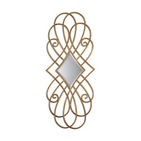 Uttermost Lilou Mirror in Gold 07674