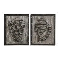 Uttermost Rustic Set of 2 Wall Art 07677