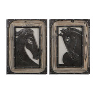 Uttermost Aerion Set of 2 Wall Art 07679