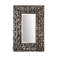 Uttermost Trinita Mirror in Bronze 07681