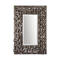 Uttermost Trinita Mirror in Bronze 07681