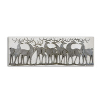 Uttermost Herd Of Deer Wall Art 07682