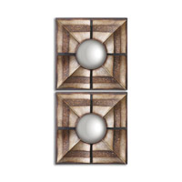 Uttermost Euthalia Set of 2 Mirrors 07685