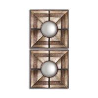 Uttermost Euthalia Set of 2 Mirrors 07685