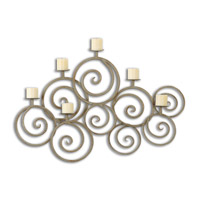 Uttermost Fabricia Candle Sconce 07686