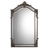 Uttermost Alvita Medium Mirror in Aged Wood Tone 08045-B