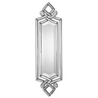 Uttermost 08074 Ginosa 36 X 10 inch Hand Beveled Mirrors Mirror Home Decor