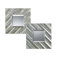 Uttermost Jovan Set of 2 Mirrors 08114
