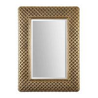 Uttermost Carressa Mirror in Gold 08115