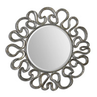 Uttermost Aeneas Mirror in Silver 08116