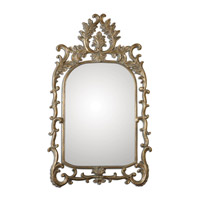 Uttermost Abelia Mirror in Gold 08117