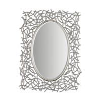 Uttermost Dekoven Mirror in Silver 08121