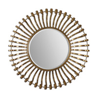 Uttermost Leopolda Mirror in Gold 08122
