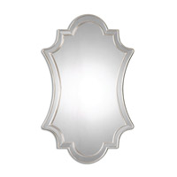 Elara 43 X 27 inch Antique Silver Wall Mirror Home Decor