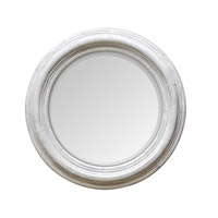 Uttermost Joshua Mirror in Bone Ivory 08148