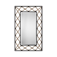 Uttermost Darya Mirror in Nautical Rope 09112