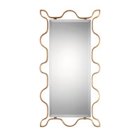 Uttermost Nunica Wall Mirror in Antiqued Gold 09114