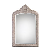 Uttermost Charente Mirror in Aged Ivory 09121