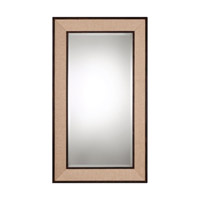 Uttermost Barstow Mirror in Woven Linen 09122