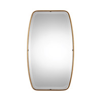 Canillo 36 X 21 inch Antique Gold Wall Mirror