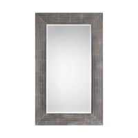 Frazer 58 X 36 inch Stone Gray Wash Mirror Home Decor