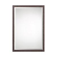 Michaela 32 X 22 inch Brazilian Oak Mirror Home Decor