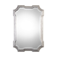 Halima 40 X 27 inch Silver Leaf Mirror Home Decor