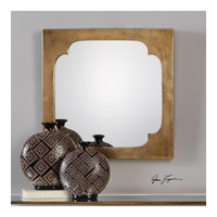 Uttermost 09209 Rania 24 X 24 inch Gold Wall Mirror, Champagne, Grace Feyock 09209_lifestyle.jpg thumb