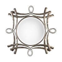 Olivieri 44 X 44 inch Aged Bronze Mirror Home Decor, Grace Feyock