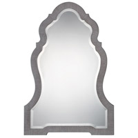 Carroll 43 X 30 inch Aged Gray Mirror Home Decor, Arch