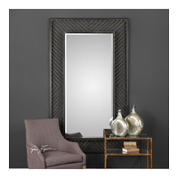 Karel 76 X 46 inch Rustic Bronze Mirror Home Decor