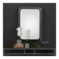 Jarno 30 X 20 inch Forged Iron Mirror Home Decor