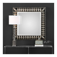 Taavetti 40 X 40 inch Forged Iron Mirror Home Decor