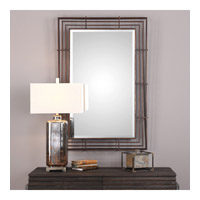 Perlo 48 X 32 inch Forged Iron Mirror Home Decor