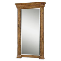Uttermost Letcher Mirror in Antiqued Hickory 09501