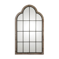 Gavorrano 80 X 48 inch Reclaimed Pine Arch Mirror Home Decor