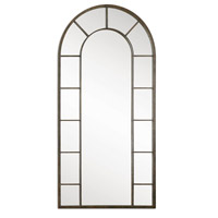 Uttermost Dillingham Mirror in Aged Black 10505