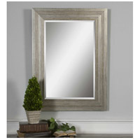 Uttermost Hallmar Mirror in Distressed Silver Leaf 11217-B