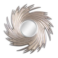 Uttermost Cyclone Mirror in Silver Champagne 11229-B