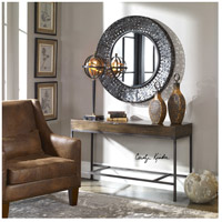 Uttermost Alita Mirror in Black Woven 11587-B