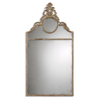 Uttermost Peggy Mirror in Distressed Chestnut Brown 12628-P