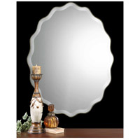 Uttermost Teodora Mirror in Antiqued Silver Edge 12704-B