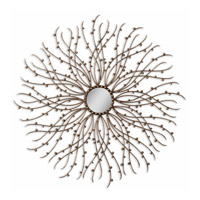 Uttermost Hemera Mirror in Antiqued Gold Leaf 12774