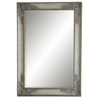 Uttermost Santerno Mirror in Golden Ivory and Antiqued Gold Leaf 12825