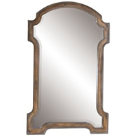 Corciano 41 X 25 inch Oxidized Copper Mirror Home Decor