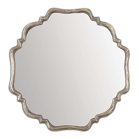 Valentia 33 X 33 inch Oxidized Silver Mirror Home Decor