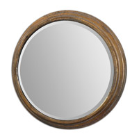 Uttermost Cerchio Mirror in Gold 12864