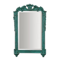 Uttermost Andreina Mirror in Turquoise 12868