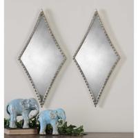 Uttermost Gelston Mirror in Silver 12882